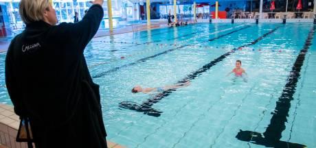 Lange adem nodig voor zwemlessen, vooral in Harderwijk