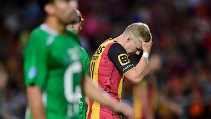 KV Mechelen blijft op de dool in 1B: Malinwa gaat op eigen veld onderuit tegen Lommel en blijft achter met magere 2 op 9