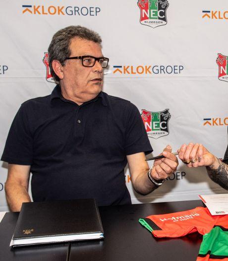 NEC's 'td' noemt Schöne het creatieve brein en gaat niet in op geruchten over Huntelaar