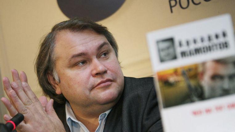 Arkady Mamontov. Beeld Kos