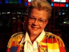 Zilveren Dors(t)vlegel voor Anita van Hout