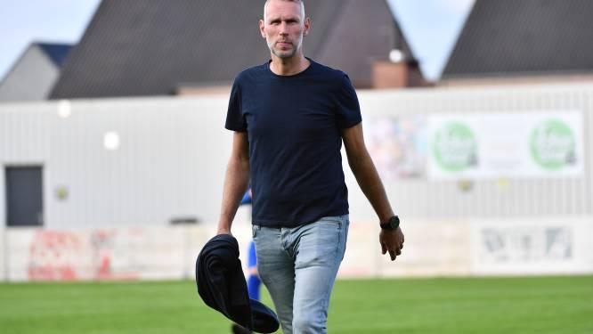 """Gino Swaegers (Zwarte Leeuw) kijkt uit naar derby tegen ex-club: """"Terugkeer naar Sint-Lenaarts doet me iets"""""""