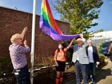 Regenboogvlag wappert bij Jodan Boys: 'We willen  staan voor een vereniging waar iedereen welkom is'