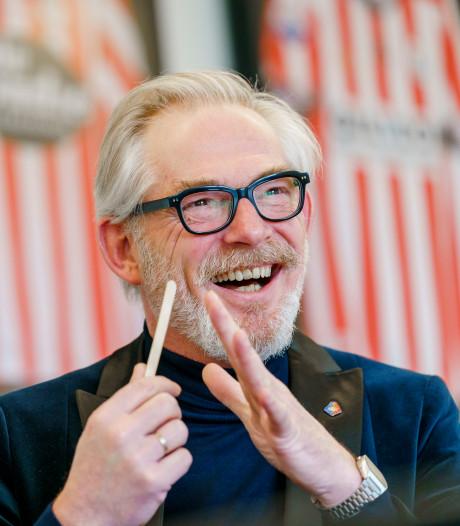 Komiek Pieter de Waard wil de KNVB opschudden
