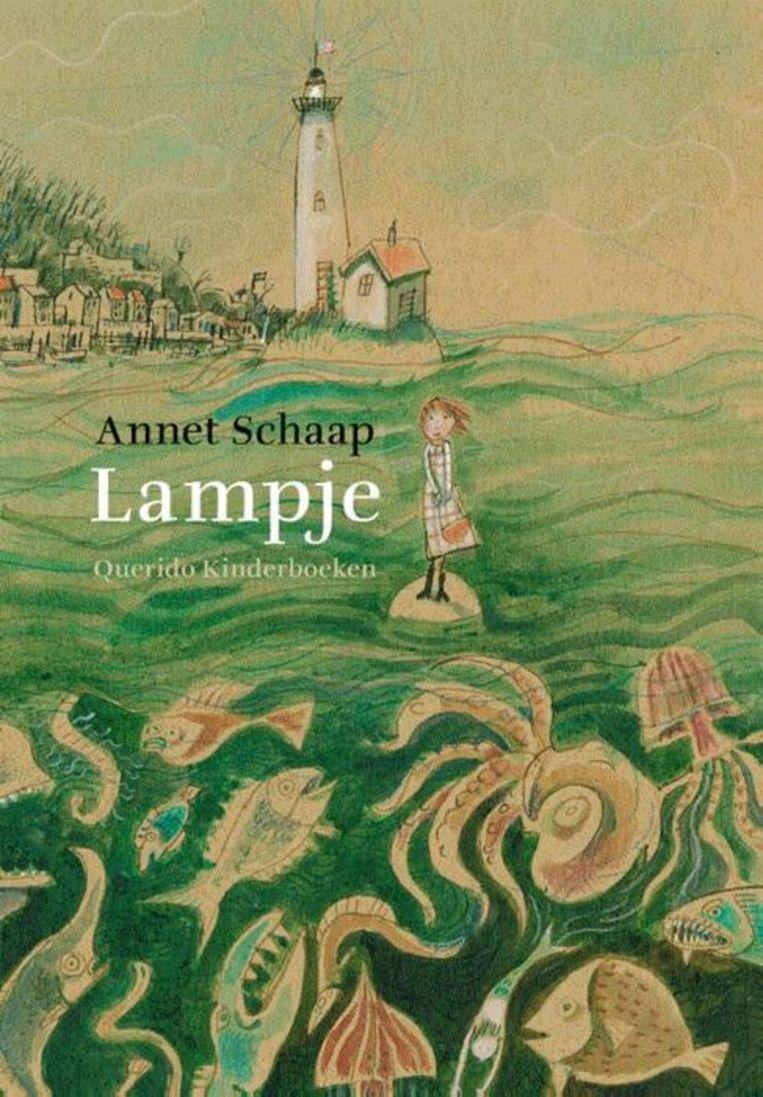 Annet Schaap  Lampje  Querido  16,99 (*****) Vanaf 9 jaar, voorlezen kan eerder Beeld