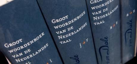 Baas Dikke Van Dale boycot verkiezingen vanwege spelfout