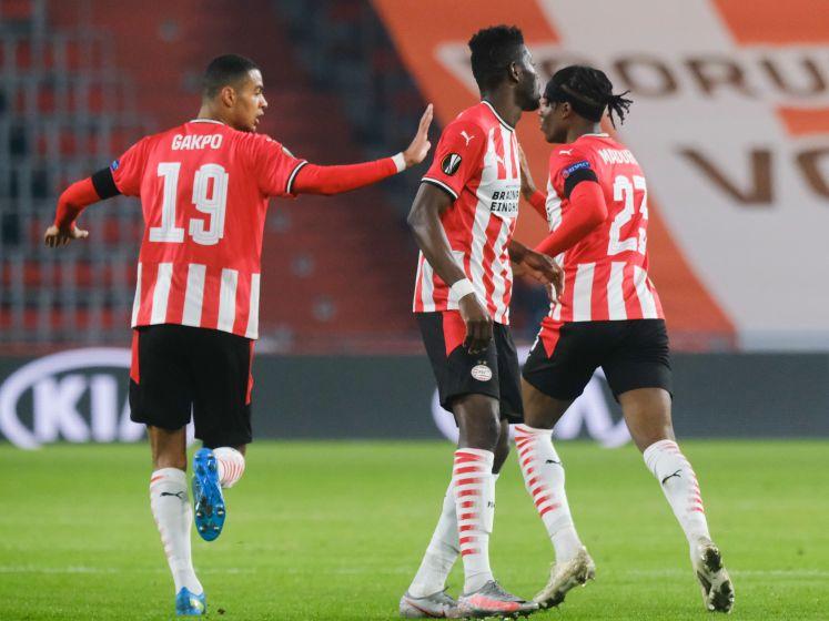 LIVE | PSV gaat voorsprong verdedigen met Hendrix voor Zahavi