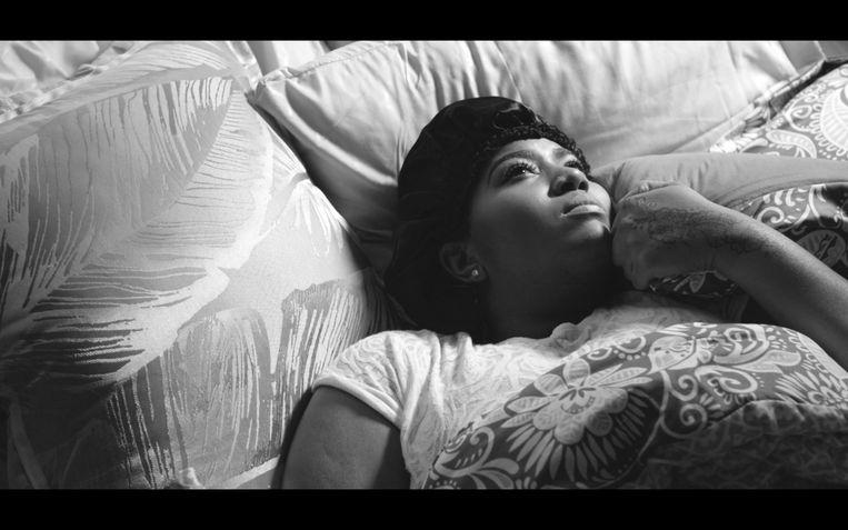 Garrett Bradley, uit de korte film 'Alone', 2017.  Beeld