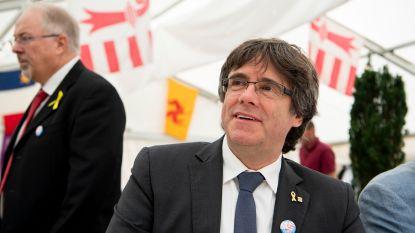 Puigdemont ontkent dat hij plaatsje krijgt op Europese lijst N-VA
