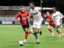 Helmond Sport knokt zich naar verdienstelijk punt in lastige uitwedstrijd tegen Telstar