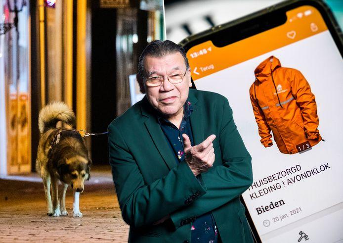 Roy Grünewald over creatieve manier om de avondklok te omzeilen.
