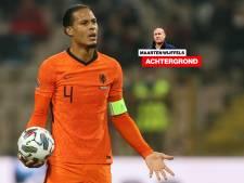 Wat Oranje op het EK écht gaat missen aan leider Virgil van Dijk
