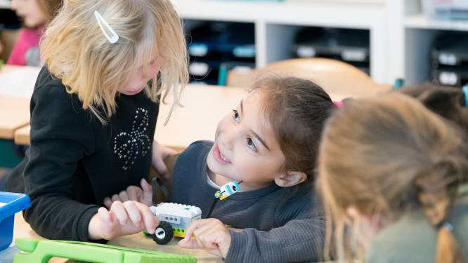 """Klim-Op zet derde kleuterklas en eerste leerjaar samen: """"Kinderen kunnen zichzelf ontplooien op hun eigen tempo"""""""