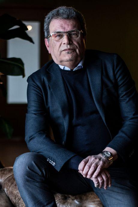 Ted van Leeuwen, de nieuwe technisch directeur van NEC: 'Kennelijk zoeken probleemclubs mij altijd op'