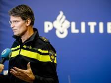 'Korpschef nationale politie Erik Akerboom beoogde nieuwe baas AIVD'