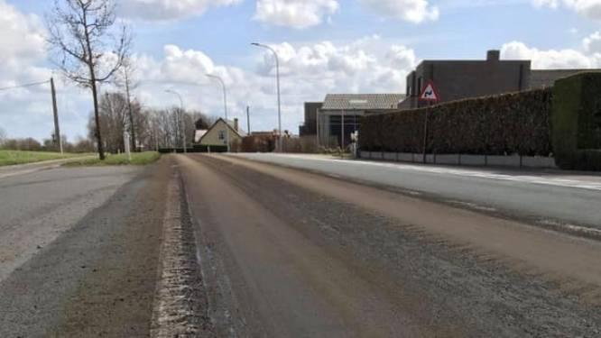 Fietser (70) gewond na aanrijding in Tielt