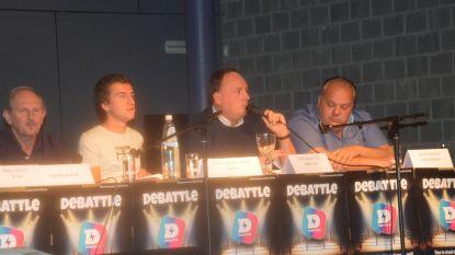 Pittige discussie over extra jeugdhuis tijdens Debattle in De Kuip