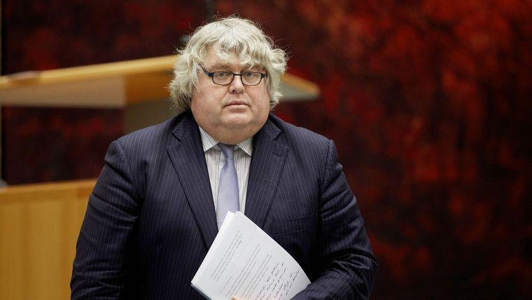 De Kamerbrede commissie onder leiding van VVD'er Ton Elias stelde vast dat er miljarden worden verspild door fouten rondom tal van ict-projecten. Beeld null
