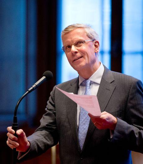 CDA vindt puinruimer: Van Rij tijdelijk voorzitter
