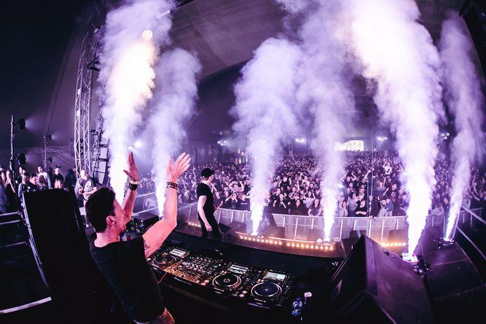 Replay en Afterwork Festival lokten 7.000 mensen naar het Netepark.
