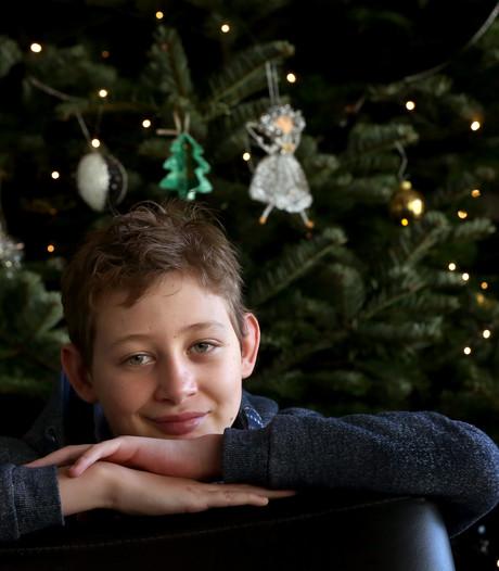 Gerrit(12) heeft dezelfde ziekte als Tijn: 'Misschien word ik best oud, 18 of 20'