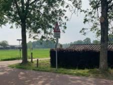 Oisterwijk plaatst alsnog waarschuwingsbord bij gevaarlijke kruising vlakbij camping in Haaren