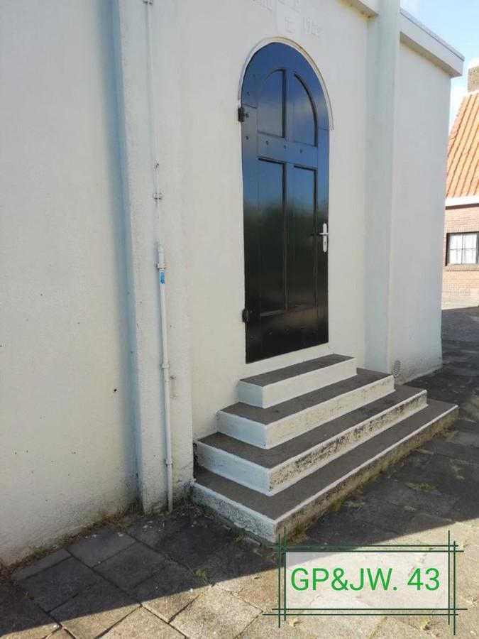 Waar in Vianen is dit? Foto uit een eerdere reeks van de speurquiz.