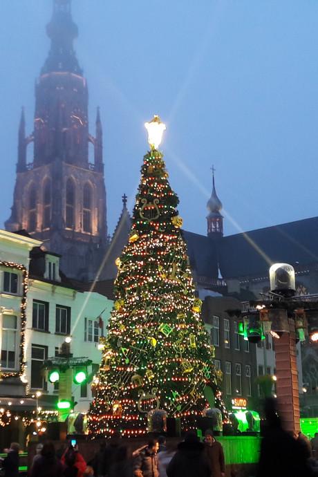 Dure Bredase kerstboom is volgens maker 'meer dan een boom', politiek schrikt van kosten