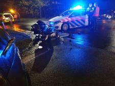 Scooterrijder gewond bij aanrijding in Soesterberg