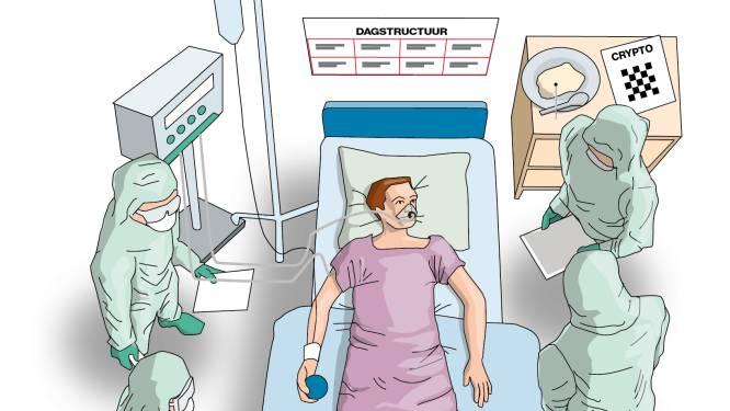 Na de intensive care begint herstel pas echt: 'Sommige patiënten worden nooit meer de oude'