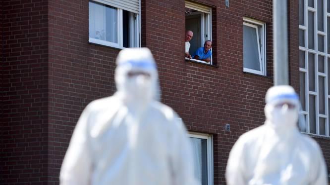 587 nieuwe infecties in Duitsland, maar R-waarde daalt wel weer naar 2,02