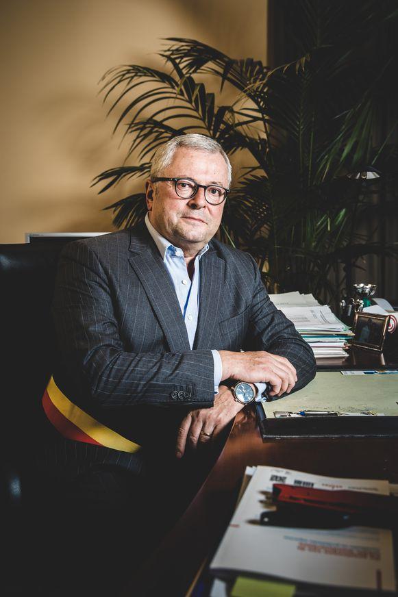 Burgemeester Marc De Pauw (Open Vld).