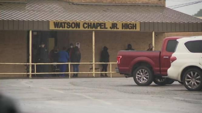 """Schietpartij in school in Amerikaanse staat Arkansas blijkt """"geïsoleerd incident"""""""