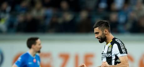 Kaveh Rezaei revient au Sporting de Charleroi