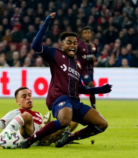 Stunt Willem II tegen Ajax dit keer geen toevalstreffer