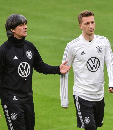 Marco Reus na 'gecompliceerd en vermoeiend' seizoen niet met Duitsland naar EK