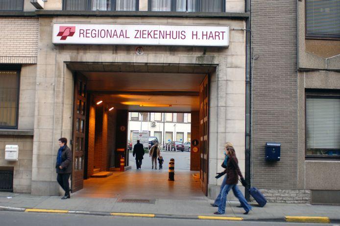 Het gebouw aan de Naamsestraat wordt afgebroken vanaf maandag.