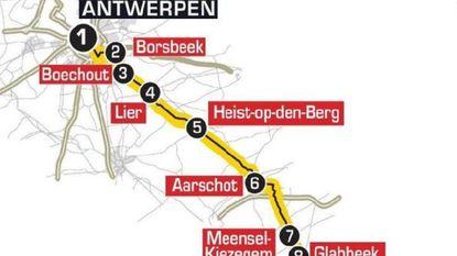 Dé tien hotspots van de doortocht van Tour in België