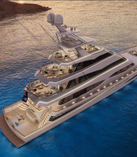 Geheimzinnigheid troef rond langste sportvisjacht ter wereld dat Royal Huisman in Vollenhove bouwt