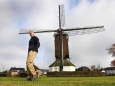 Man die in een jaar honderd molens wil zien bezoekt Rijkevoort en Oploo