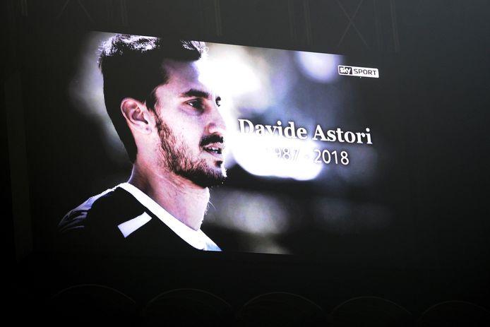Davide Astori è venuto a mancare nel 2018.