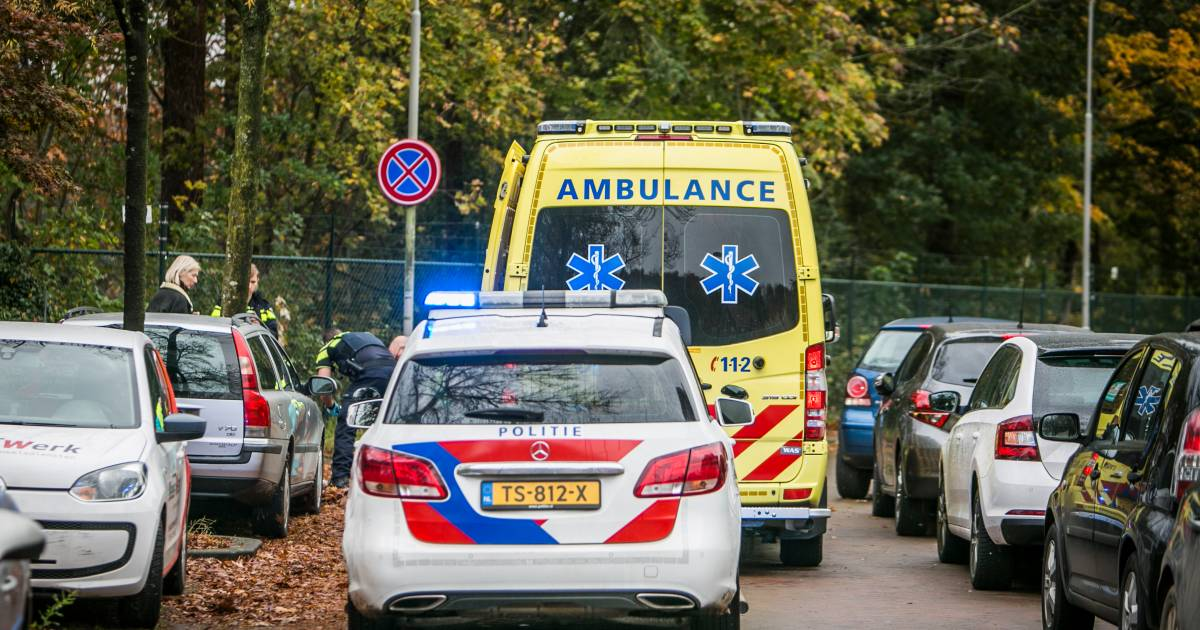 Politie deelt details van auto die doorreed na ernstig ongeluk op Arnhemse Mahlerstraat.