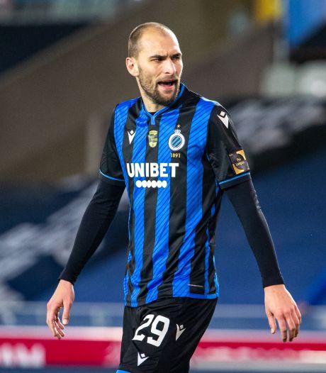 Blessure Bas Dost volgende tik voor Club Brugge