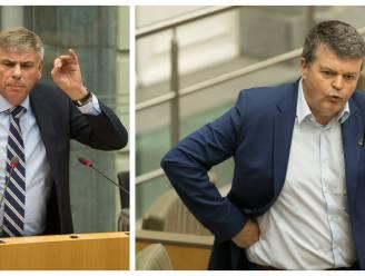 """Bits debat na brandstichting in asielcentrum Bilzen: """"Vlaams Belang doet mij denken aan een fractie in de Reichstag"""""""