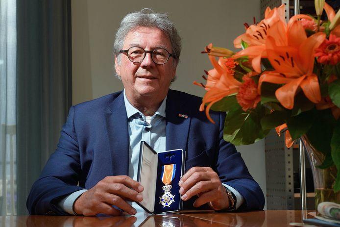 Cor Verbogt is benoemd tot Ridder in Orde van Oranje Nassau