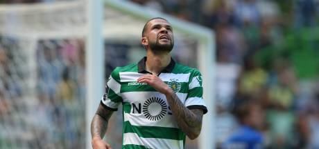Sporting Portugal zet Castaignos op straat