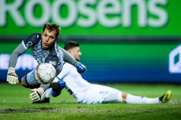 Davy Roef is een van de enige vrije spelers die een contract versierd heeft bij een nieuwe club. Beeld BELGA