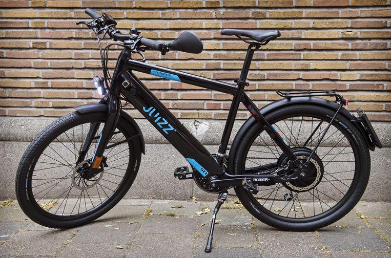 Het gaat vooral om E-bikes en scooters
