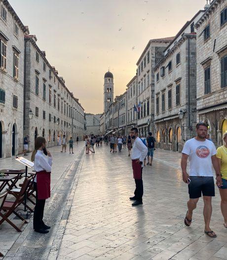 Dubrovnik veranderde in een spookstad en ook nu verwachten ze een stille zomer