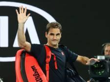 Federer verkiest Doha boven Rotterdam als plek van comeback